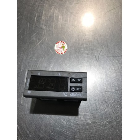 Termostato+termómetro dixell XR20C, 12V.