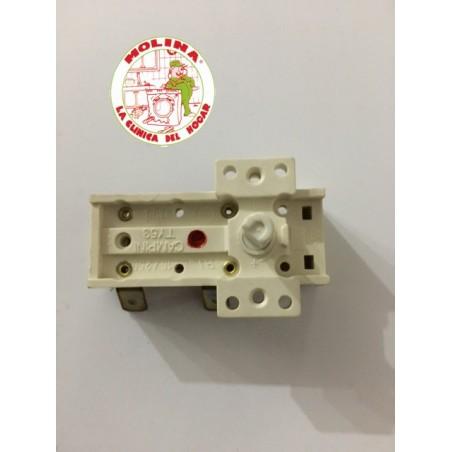 Termostato regulable bimetal radiador +5+40º