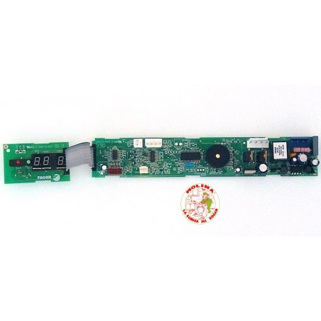 Circuito-tarjeta electrónica frigorífico Fagor, Edesa, Aspes, etc.
