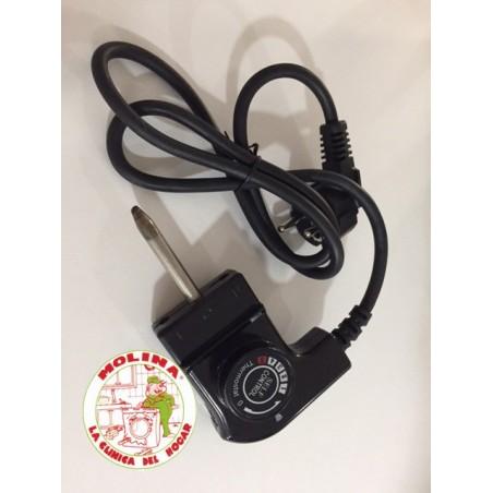 Cable con termostato plancha asados Princess, Alfa, Fagor, Tristar, Pizza Grill,