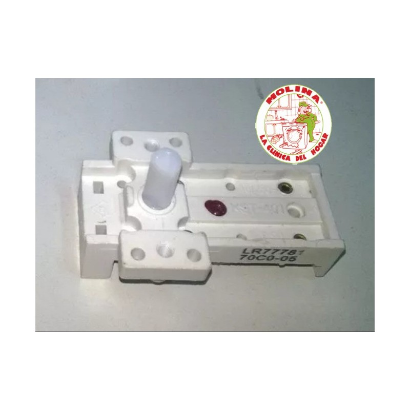 Termostato radiador regulable +5+70º bimetal.
