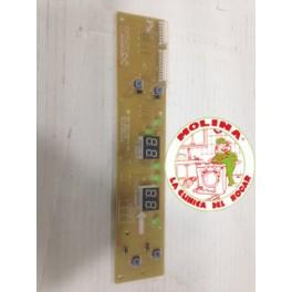 Circuito-tarjeta electrónica frigorífico Daewoo.