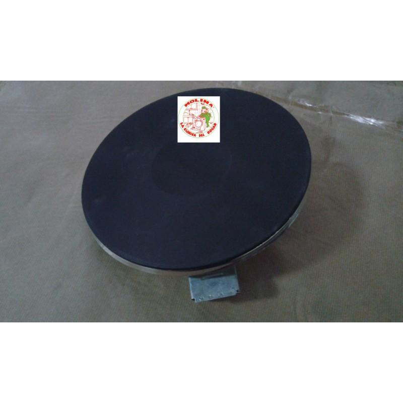Placa, resistencia, calefactor, blindada diam. 23 cm. 2000W 220V.