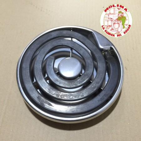 Placa, resistencia, calefactor, espiral cocina Corberó.