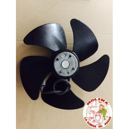 Motor ventilador axial aire acondicionado Bosch.