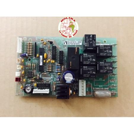 Circuito electrónico potencia aire acondicionado Bosch.