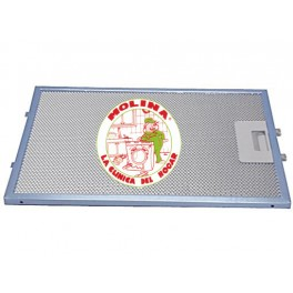 Filtro met lico campana extractora mepansa 25 2x30 cm 1 - Filtro campana extractora ...