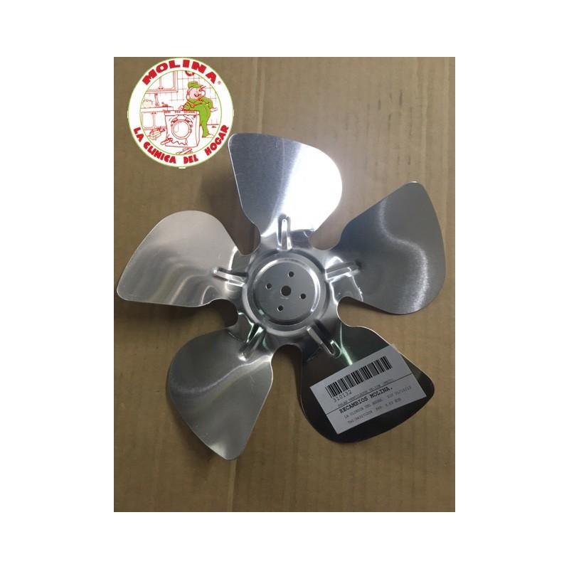 Pala motor ventilador frigorífico 10W.