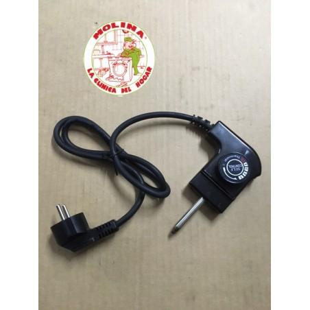 Cable con termostato plancha asados