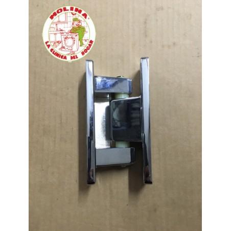 Bisagra puerta cámara frigorífica industrial G207, sin rampa.