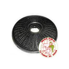 Filtro carb n activo campana teka circular diam 19 cm 1 unidad molina - Campana carbon activo ...