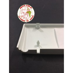 Zócalo lavadora, Edesa, Aspes, Fagor,  blanco sin tapa, 8x59 cm,.