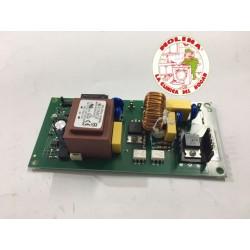 Circuíto electrónico potencia, campana extractora Pando, 13x6 cm.