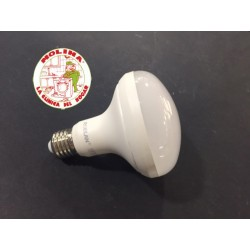 Bombilla metasol 15W, 220V, diam. 90mm. E27, led.