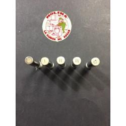 Pulsadores tecladora campana extractora Frecan Line Mural