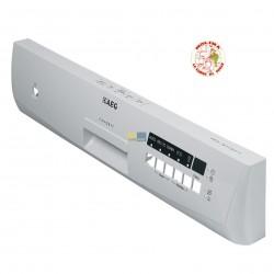 Panel mandos lavavajillas grupo Electrolux, Aeg, Zanussi, 59,5x11 cm.