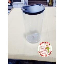 Depósito agua cafetera...