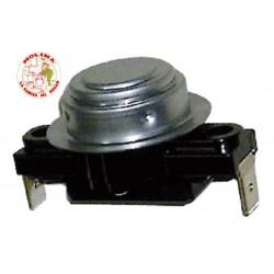 Termostato fijo normalmente cerrado 120º secadora Fagor, Aspes, Edesa, etc.