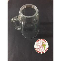 Jarra batidora de vaso Jata BT604 de cristal, 1,5 l.