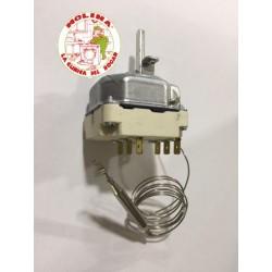 Termostato freidora 250º trifásico regulable 1m.