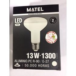 Bombilla LED MUNDO R90 E27...