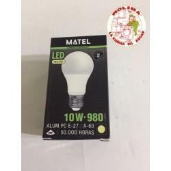 Bombilla LED mundo A55 E27,...