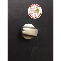 Mando temporizador microondas Teka color plata, eje 6.