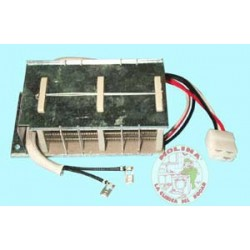 Resistencia, Calefactor,  secadora Gr/Ulgor 1800 W, + 850 W,,
