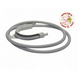 Tubo desagüe flexible secadora 2 metros.