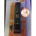 Telemando tv.programable por USB 4 en 1.