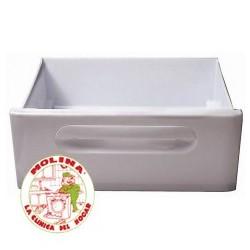 Cajón congelador frigorífico Candy,Teka,  47x41x15 cm., 1º y 2º por arriba.