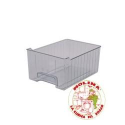 Cajón verdura frigorífico Grupo Bosch, Bosch, Balay, Neff, Siemens, 23x31,5x15 cm.