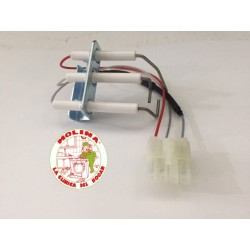 Bujía-electrodos caldera Fagor FEPD PLUS