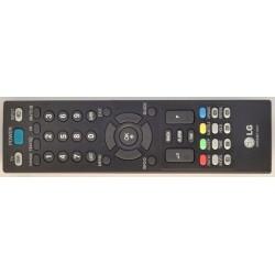 Telemando televisión LG...