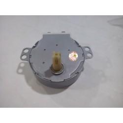 Motor giro plato microondas...
