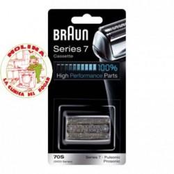 Lámina afeitadora Braun Serie 7, 70S.