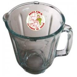 Jarra batidora, Krups 577, Cristal,