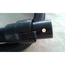Tubo flexible aspirador Ufesa con sus bocas de acoplamiento,