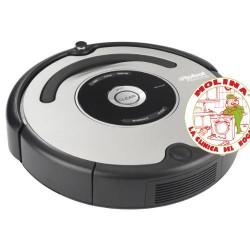 SAT, Aspirador robótico Roomba