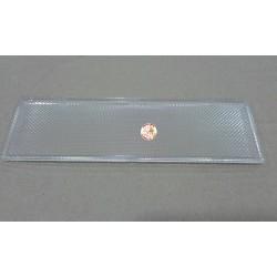 Difusor luz campana extractora Pando, 6,3x20,2 cm.