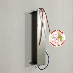 Resistencia, calefactor, secadora, convector, etc, 1000W, 220V
