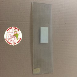 Difusor luz campana extractora Franke, Mepamsa, 9x31,5cm.