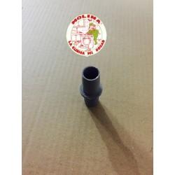 Racor empalme tubo desagüe 21X21mm.
