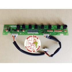 Circuito electrónico mandos...