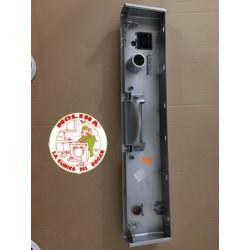 Panel de mandos lavavajillas Grupo Bosch , Siemens, Balay, Neff, 59x11cm. color plata.