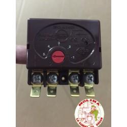 Termostato varilla termo eléctrico 0-90º standard faston macho,