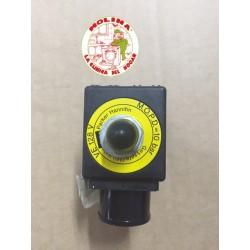 Electroválvula cafetera Gaggia 220V, 9W, 0-10bar.