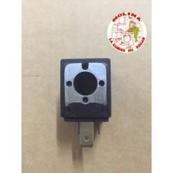Bobina electroválvula vaporettos, cafeteras, 10mm. 4W 220V.