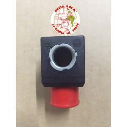 Bobina electroválvula vaporetto 13,5mm. 8W 220V