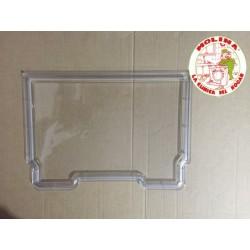 Bandeja cristal frigorífico grupo Ulgor, Lg, 34,5x48,2cm, 1ª y 2ª por abajo.